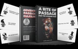 rite of passage - men